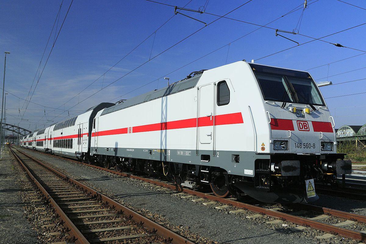 Deutsche Bahn + City