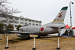 JASDF F-86D(84-8111) left rear view at Komaki Air Base March 3, 2018.jpg