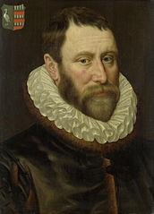 Portrait of Jacob Bas Claesz (1536-89), mayor of Amsterdam