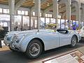 Jaguar XK 140 Roadster 1955 (5463524596).jpg