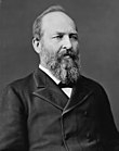 James A. Garfield, 20º Presidente dos Estados Unidos
