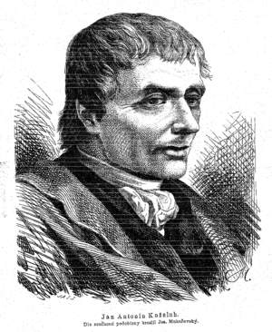 Jan Antonín Koželuh - Jan Antonín Koželuh
