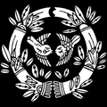 Japanese crest Uwajima sasa.png
