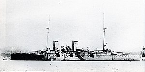 Protected cruiser