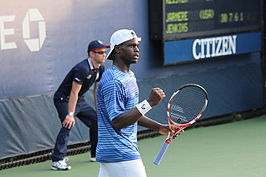 Jarmere Jenkins At The 2013 US Open.jpg