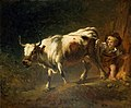 Jean-Honoré Fragonard - Boy Attempting to Restrain a Cow by a Rope - BF.1988.4 - Museum of Fine Arts.jpg