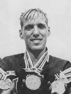 Jed Graef American swimmer