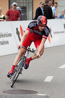 Jeff Louder American racing cyclist