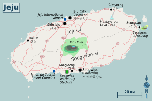 Jeju Island Hotels
