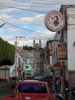 Jerécuaro municipality in Guanajuato, Mexico