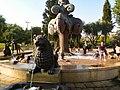 Jerusalem Lions Fountain 2016.jpg