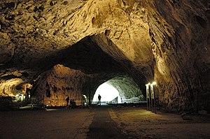 Kůlna Cave - Kůlna cave