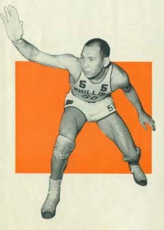 Jesse Renick - Renick with the Phillips 66ers.