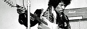 Music history of the United States in the 1960s - Jimi Hendrix, 1967