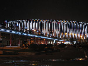 Jinan Olympic Sports Center Stadium - Image: Jinan Olympic