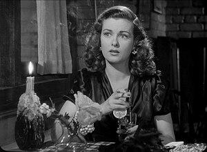 Scarlet Street - Joan Bennett as Kitty March