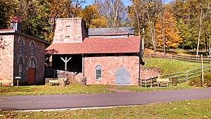 New Morgan, Pennsylvania - Joanna Furnace, New Morgan