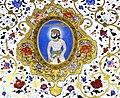 Jodhpur Mehrangarh - Phul Mahal Deckenmalerei 1.jpg