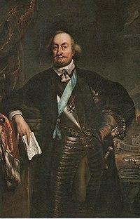 Maurício de Nassau em Kleve (Alemanha), onde faleceu aos 75 anos.