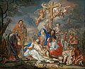 Johann Georg Platzer - Die Beweinung Christi.jpg
