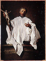 Saint John of Avila's portrait