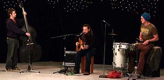 John Butler Trio - John Butler Trio in 2006.