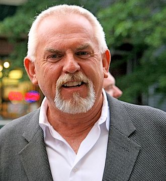 John Ratzenberger - Ratzenberger at the 2008 Rhode Island International Film Festival