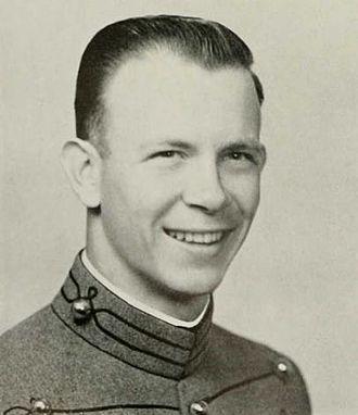 "John Bahnsen - John C. ""Doc"" Bahnsen as a Senior at West Point, 1956"