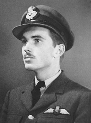 John Gillespie Magee Jr. - Official Royal Canadian Air Force picture of Pilot Officer John Gillespie Magee Jr.