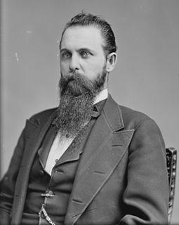 John H. Mitchell American politician