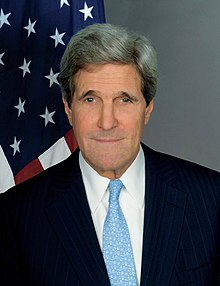 Image illustrative de l'article John Kerry