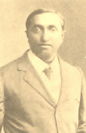 John Kotelawala - Sir John's Father John Kotelawala Snr