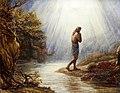 John Linnell Saint John the Baptist 1867.jpg