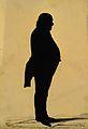 John Mansell. Cut-paper silhouette, 1801. Wellcome V0003819.jpg
