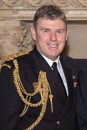 John Martin (admiral) - John Martin in September 2016