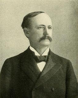 John Mellen Thurston American politician