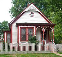 John W. Tigard House Tigard Oregon front.JPG