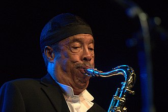 Johnny Griffin - Image: Johnny Griffin 2007