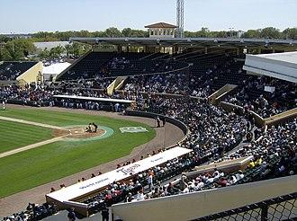 Joker Marchant Stadium - Image: Joker Marchant Stadium 2009