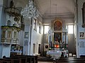 Jonavos bažnyčia. Interjeras.JPG