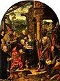 Joos van Cleve - De aanbidding van de Wijzen - Gal.-Nr. 809 A - Staatliche Kunstsammlungen Dresden.jpg