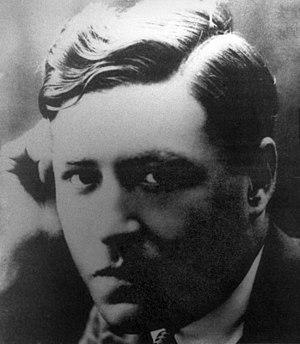 Josep Pla - Josep Pla in 1917