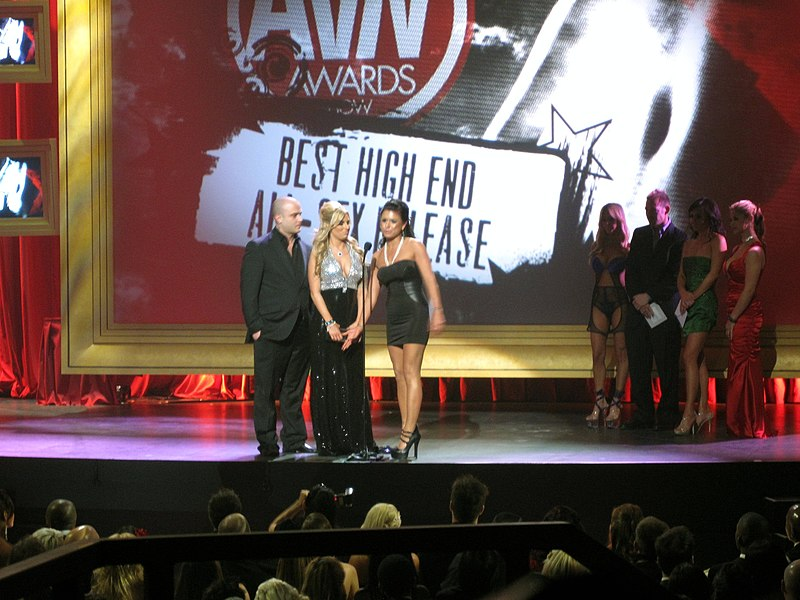 Description Joshua, Teagan Presley, Eva Angelina 2010 AVN Awards Show ...
