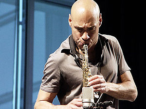 Joshua Redman - Redman performing at the Aarhus Jazz Festival in 2009