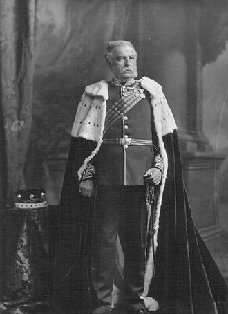 Josslyn Pennington, 5th Baron Muncaster - 5th Baron Muncaster, photographed on 9 December 1902.