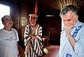 Juca Ferreira visiting Ashaninka people - Ministério da Cultura - Acre, AC (88).jpg