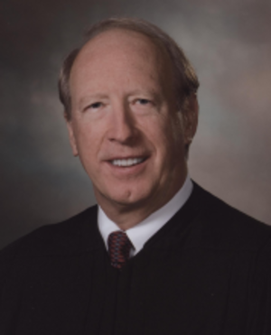 William Byrd Traxler Jr. - Image: Judge William Traxler