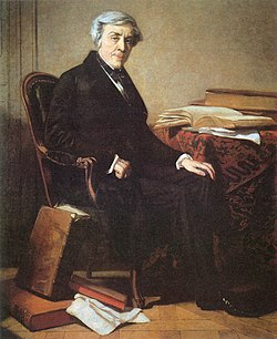 Jules Michelet(Thomas Couture festménye)