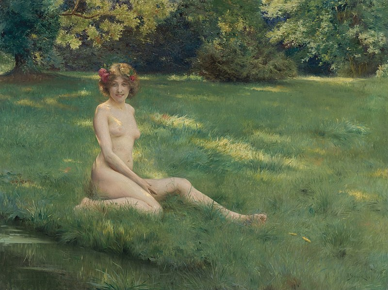 Mary louise mauvaises herbes nues