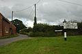 Junction at Sandborough - geograph.org.uk - 1440309.jpg